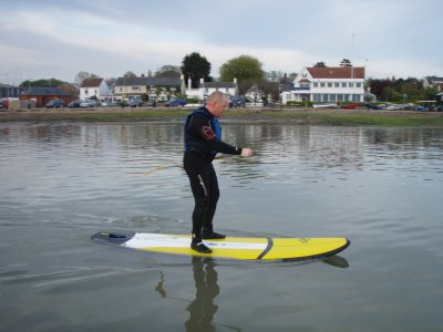 Private Stand Up Paddleboarding Tuiton East Anglia