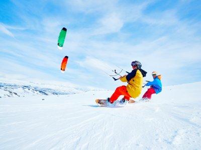 Snowkite & Equipment Trip to Andorra