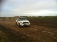 Have a go with Langley Park Rally School
