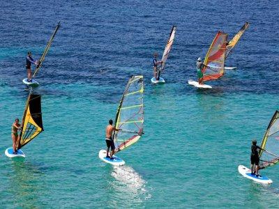 Windsurf Course 10 h in La Manga