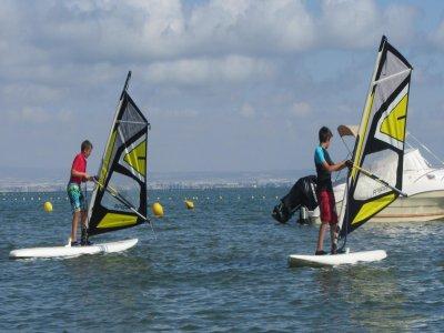 Initiatory Windsurf Course La Manga 2 hours