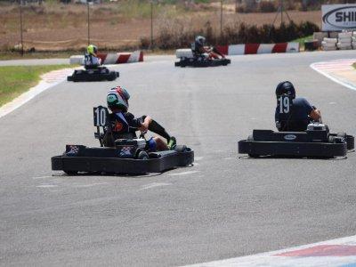Karting Race Team Building in Mar Menor