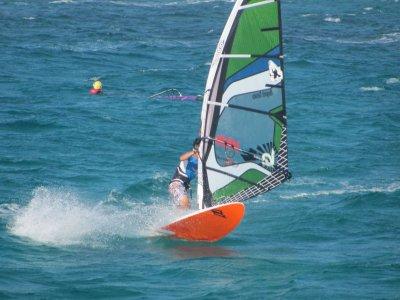 Windsurf Equipment Rental 1 h in the Mar Menor