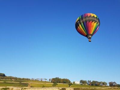 Hot-air balloon ride children in Toledo photos 1 h