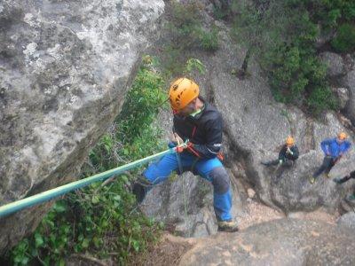 Canyoning & accommodation Sierra Espuña El Ciervo