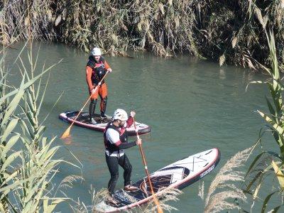 Paddle Surf Segura River accommodation Murcia