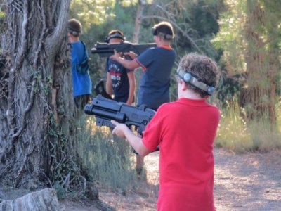 Paintball Jaca Laser Tag