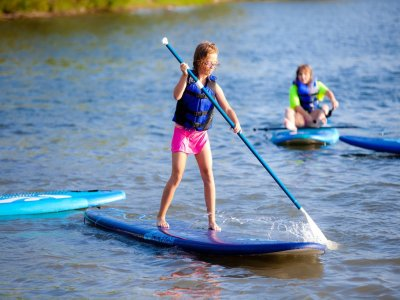 Camp multiadventure schools 2 days Huelva