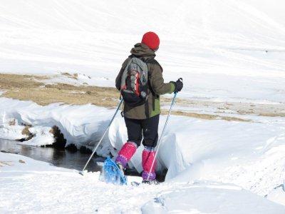 Guías del Montsec Raquetas de Nieve
