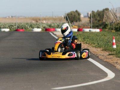 2 races Go-Karts, Bachelor Parties in San Javier