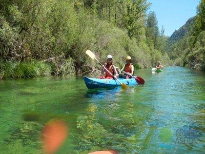 Camp in Serranía de Cuenca for children July
