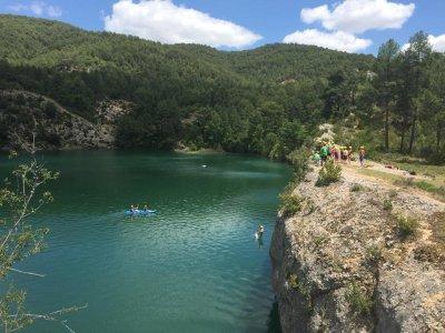 Multi-adventure camp in Guadalajara July