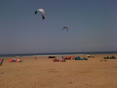 Extreme Academy Kitesurfing
