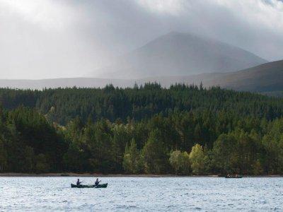 Wilderness Events Scotland Kayaking