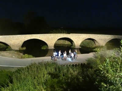1 hour 30 min night segway tour in Gualta