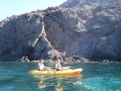 3h kayak tour adults in Arrecife de las Sirenas