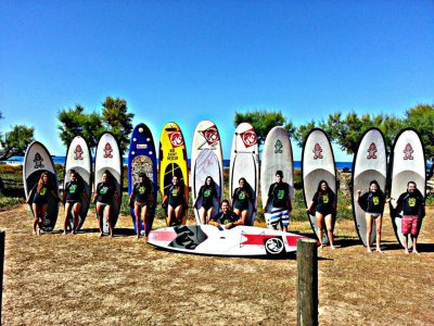 Enjoy Sup School