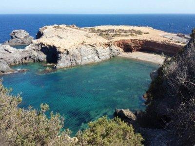 Paddle Surf tour Cala Reona, Cabo de Palos Murcia
