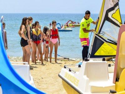 Adventure Camp Isla Cristina 7 days 6 nights