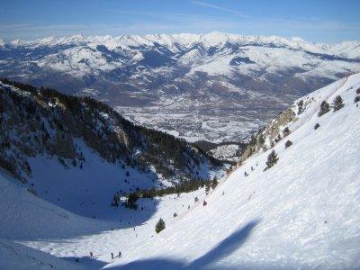 2h Snow segway tour in La Molina