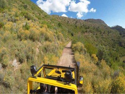 4x4 guided tour Sierra Calderona 4 hours adults