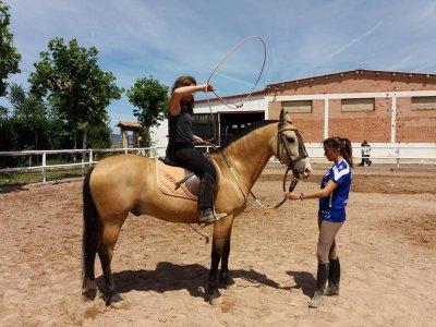 Horse riding classes San Torcuato - 10 classes