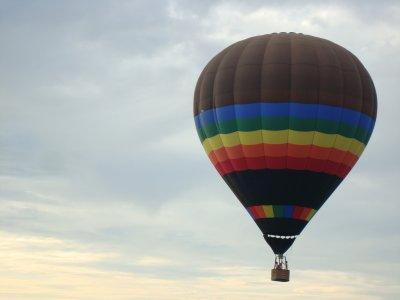 Hot balloon ride 1h 30m Cerdaña Catalana Valley