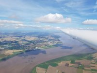 Feel like a bird with Trent Valley Gliding Club