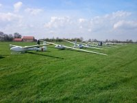 The playground at Trent Valley Gliding Club