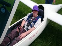 practice with Trent Valley Gliding Club