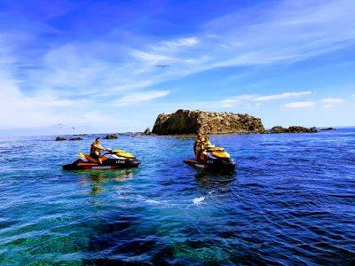 2h 30min Jet Ski, Snorkel and food Isla Tabarca