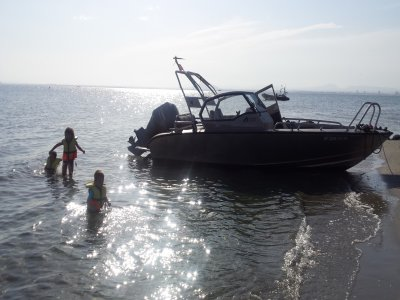 2h Yacht Charter trip Encañizada Mar Menor
