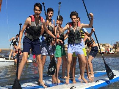 3h Big SUP in Canela Beach or Punta del Moral
