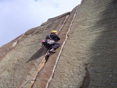 Moorland Adventure Centre Climbing