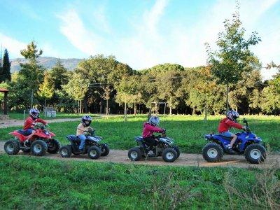 Quad Paintball Multi-adventure Schools St. Celoni