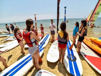 Multi-adventure Water Activities 6h Isla Cristina
