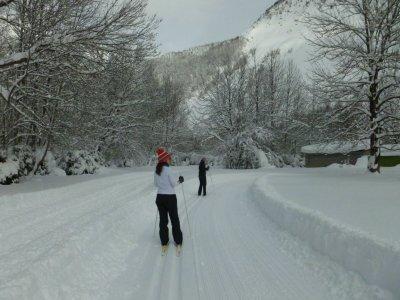 Aguas Blancas Esquí de Fondo