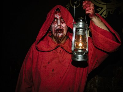 Private dinner with horror show Toledo 2 h