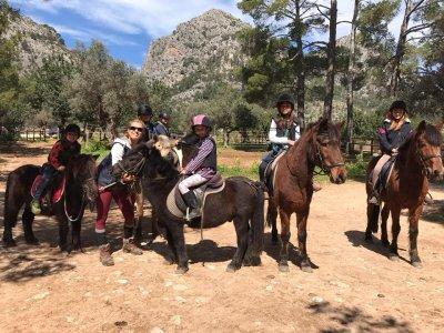 Riding camp Majorca 3 days Easter