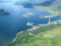 Visiting the isles