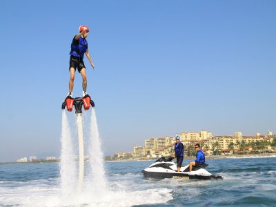 Flyboarding course in Port Calanova 60 min