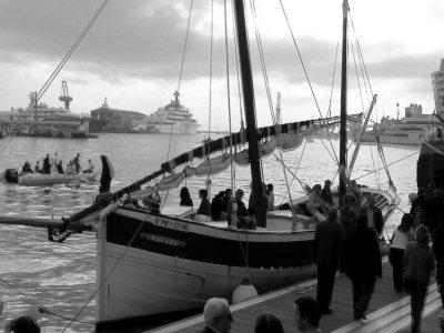 Latin sailing boat trip, Children to 10 years.
