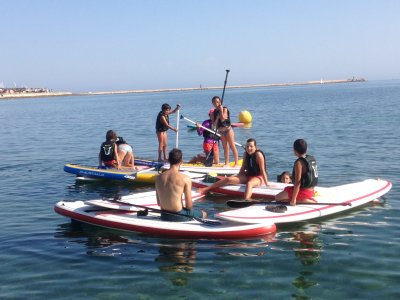 English, Paddle Surf Summer Camp Dénia 5 days