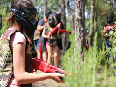 Soft Paintball for the whole Barcelona Family