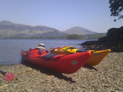 Tall Bloke Sea Kayaking