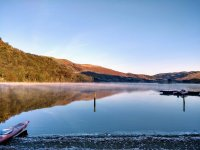 Ullswater Lake morning views