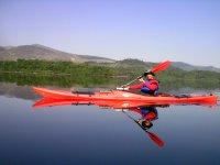 Kayaking Derwentwater