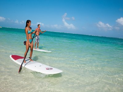 Paddle Surf tour from Corralejo 2,5 hours