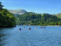 Full Day Lake District Kayak Tour
