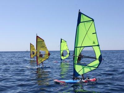Windsurfing course Port Calanova 2 hours